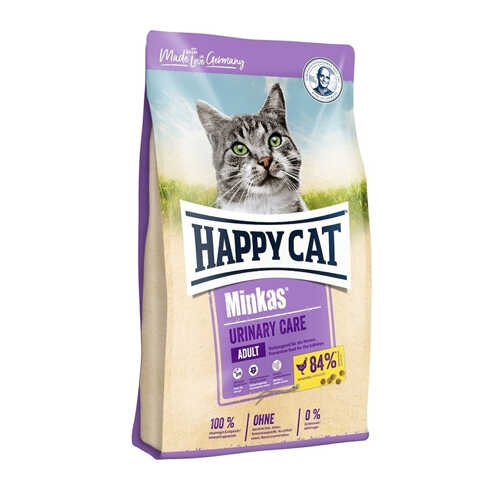 ​Happy Cat Minkas Urinary Tavuklu Kedi Maması 1.5 Kg