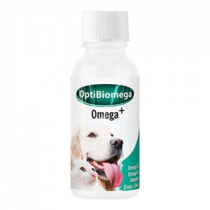 Bio Pet Active OptiBiomega Omega 3-6 Kedi ve Köpek Sıvı Besin Takviyesi 100 ML