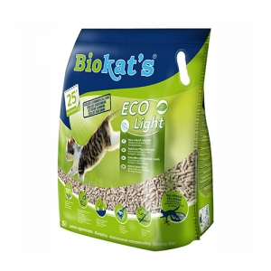 Biokat's Pelet Kedi Kumu Eco Light 5lt