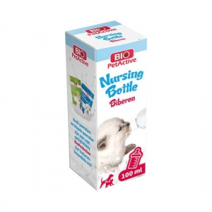 Biopet Active Nursing Bottle Kedi Ve Köpek Biberon 100 Ml