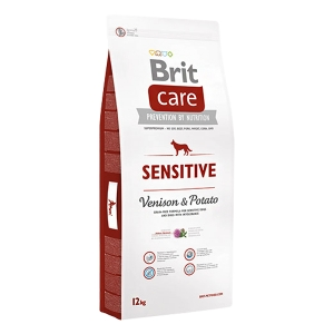 Brit Care Sensitive Geyik Etli Köpek Maması 12 Kg