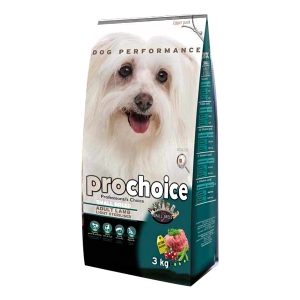 Pro Choice Small Breed Light Sterilised Kuzulu Pirinçli Küçük Irk Köpek Maması 3 Kg.