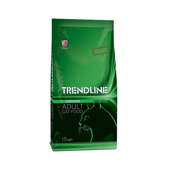 Trendline Adult Cat Food Tavuklu Kedi Maması 15 Kg.